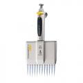 Brand普兰德 Transferpette® S-12数字可调量程十二道移液器 300ul (703732)